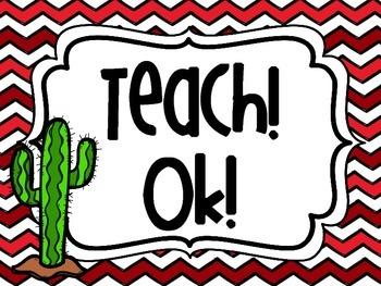 {Western} Whole Brain Teaching Posters Freebie