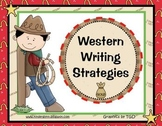 Western Writing Strategies (Aussie Version Included)