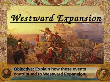 Westerward Expansion Power Point
