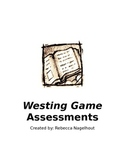 Westing Game Assessments