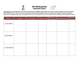 Westing Game Character Chart
