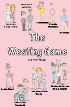 Westing Game Clip Art