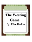 Westing Game Novel Test