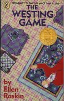 Westing Game Test (Second Half of Novel)