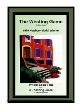 The Westing Game Whole Book Test