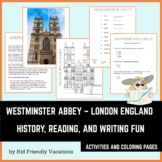 Westminster Abbey - London England - History, Facts, Color