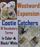 Westward Expansion Activity: Manifest Destiny, Lewis & Clark, Louisiana Purchase