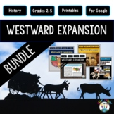 Westward Expansion BUNDLE: Lewis & Clark, Oregon Trail, Louisana Purchase