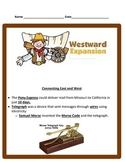 Westward Expansion Study Guide - 5th Grade Social Studies