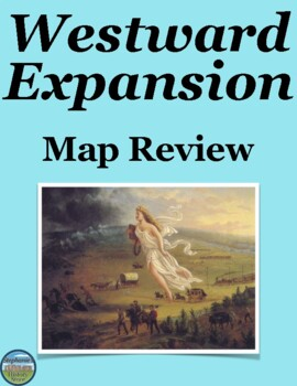 Westward Expansion Review Activity