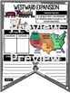 Westward Expansion Activities & Research