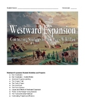 Westward Expansion Activity and Project Packet 3rd-5th Grade