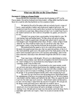 Westward expansion argumentative essay by mrs quigleys classroom