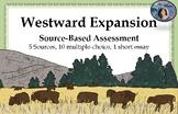 Westward Expansion Assessment: Settlement of the Great Plains
