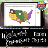 Westward Expansion BOOM CARDS for Distance Learning