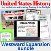 Westward Expansion BUNDLE {U.S. History}