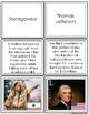 Westward Expansion Biography Task Cards