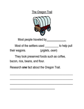 Westward Expansion Cards