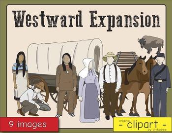Westward Expansion Clip Art