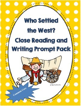 Westward Expansion Close Reading