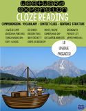 Westward Expansion Cloze Reading Activities