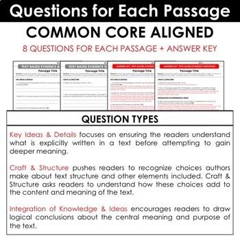 Westward Expansion BUNDLE: Differentiated Reading Passages