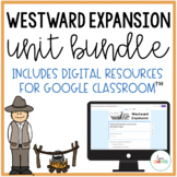 Westward Expansion Unit with Interactive Notes