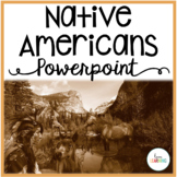 Westward Expansion: Native Americans PowerPoint (with Guided Notes)