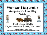 Westward Expansion Cooperative Learning Cards