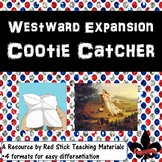 Westward Expansion Cootie Catcher