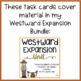 Westward Expansion SCOOT/Task Cards