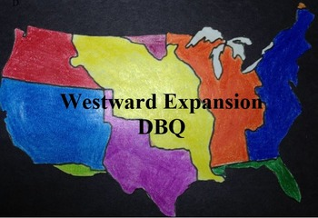Westward Expansion DBQ