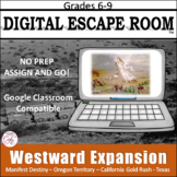 Westward Expansion Digital Escape Room