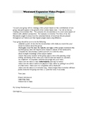 Westward Expansion Documentary Project