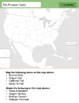 Westward Expansion E-Notebook / Texas, Pioneer Trails, Mexican War, Gold Rush