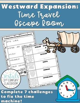 Westward Expansion Escape Room
