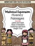 Westward Expansion Fluency Passages