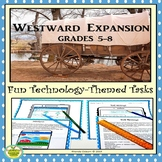 Westward Expansion - Fun Technology-Themed Activities