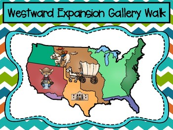 Westward Expansion Gallery Walk