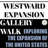 Westward Expansion Activity Gallery Walk