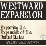Westward Expansion Activity Gallery Walk