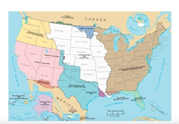 Westward Expansion- Geography and Climate