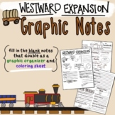 Westward Expansion Doodle Notes/Graphic Organizer (Upper Elementary)