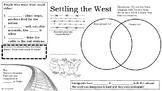 Westward Expansion - Graphic Organizer