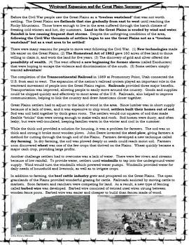 Westward Expansion / Great Plains Starter Bundle