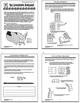 Westward Expansion~Hard Copy FREE SHIPPING!