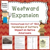 Westward Expansion: Homestead Act of 1862 and Native Americans