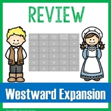 Westward Expansion Jeopardy Style Review Game