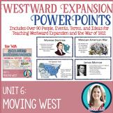 Westward Expansion Lesson PowerPoints