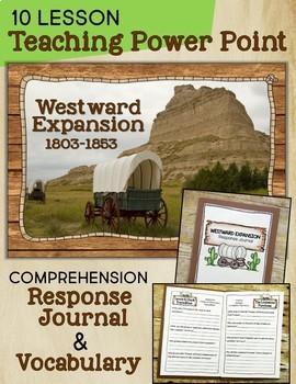 Westward Expansion: Literacy Through Social Studies